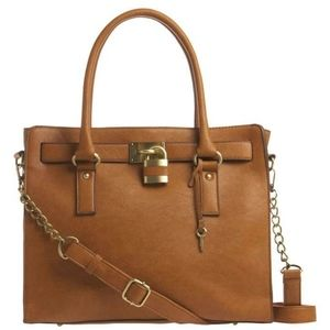 """ModCloth's Most Wanted: RARE 14"""" Melie Bianco Bag!"""